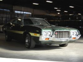 Clint Eastwood Gran Torino by Partywave