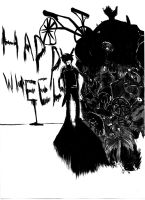 Happy Wheels by ChibiInStripes