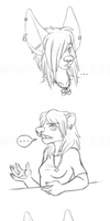 Time Lapse Comic - Page 1 by SydFox