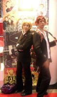 SFX-Fan Expo Cosplay 2009 #23 (The Anime Couple) by Neville6000
