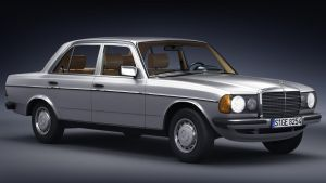 Mercedes-Benz 230E W123 Youngtimer by Splicer436
