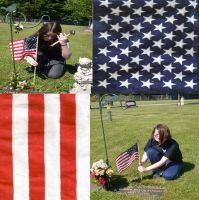 My Daughters On Memorial Day by Photos-By-Michelle