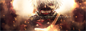 Tokyo Ghoul by Pain4