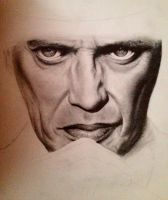 Nucky Thompson-Steve Buscemi by Cromartian