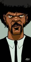 Jules Winnfield by mase0ne
