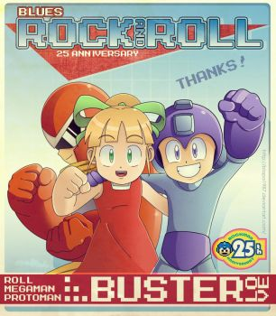 Buster Love by Blopa1987