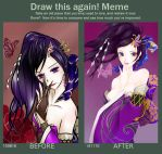 Draw It Again 141110 by Draven4157