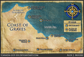 Coast of Graves Map by Canada-Guy-Eh