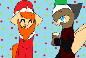 Advent #16 by rosetheeevee12