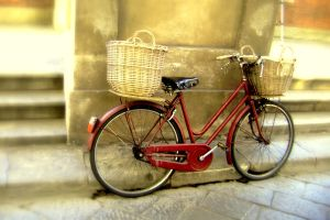 My italian bycicle by Lanatrellana