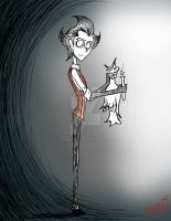Don't Starve: The Gentleman Scientist by DreamWithinTheHeart