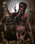 Rituals of the Bone Collector by RavenMoonDesigns