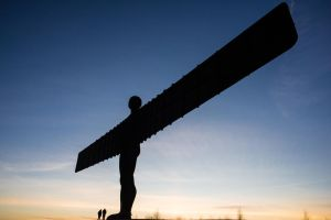 Angel of the North by DegsyJonesPhoto