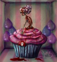 Cupcake by MissJamieBrown