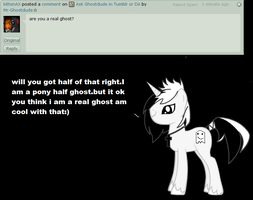 Ghost Dude 2nd DA Response by FunnyGamer95