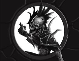 Undead Rogue by eXcrem by eXcrem
