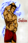 Sabin Coloured by Pyrocant