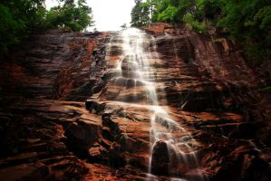 Stock: Arethusa Falls by Celem