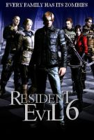 Resident Evil 6 - Dark Shadows cover by Ryuk124