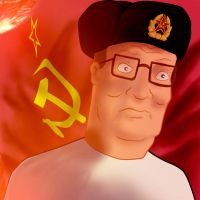 Russian Hank by theACB
