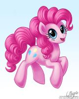 Pinkie Pie by LaurenMagpie