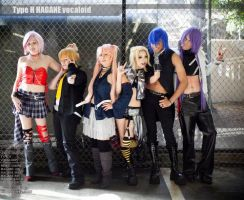 Vocaloid Type H by cbombshell