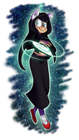 .+Witch of Space+. by kiki-kit