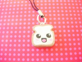 Happy Toast Charm1 by pinkDudu