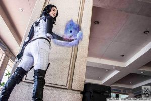 :Mass Effect: Another One Down by AlouetteCosplay