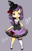 Miss Vera by Haruyou