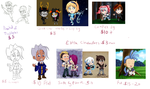 CHIBI Commission Prices by Starimo