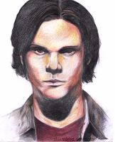 Sam Winchester by starmixed