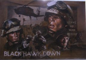 black hawk down by FeiGiap