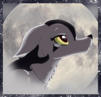 Dutchess - Talking To The Moon by beatrizearthbender