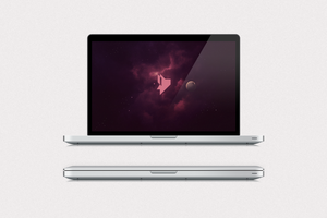 MacBook by DigiMarkStudio