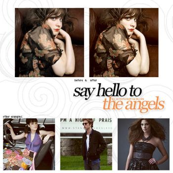 SayHelloToTheAngels Action by justletusbefree