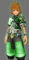 Green Lantern Ventus by Lord-Lycan