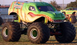 Monster Truck - Stock - 15 by aussiegal7