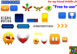 Sonic Dash Sprites by facundogomez