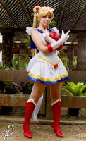 Super Sailor Moon by JuTsukinoOfficial