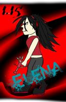 Elena (Tribute to GamerGirlist's 1.15) by ErIkEe9139