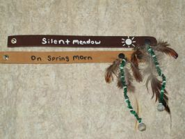 my native american name by werewolflove