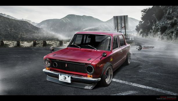 Vaz 2101 by RibaDesign