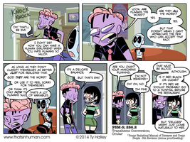 That's Inhuman - Statistically Significance Other by tyhalley