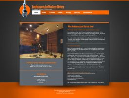 Indonesia Voice Over Website by HEVNgrafix