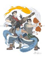Legend of Korra: Popularity (1/3) by mkmatsumoto