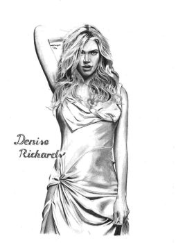 Denise Richards by frenhiiop