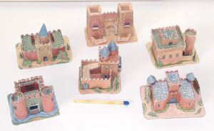 Six Spanish Castles by SarienSpiderDroid