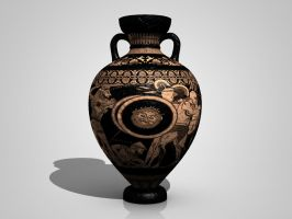 Antique Vase by SirPatrick1st
