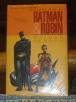 Dick Grayson and Damian Wayne Comic by moulinrougegirl77
